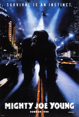 Mighty Joe Young (1988) ไมตี้ โจ ยัง สัญชาตญาณป่า ล่าถล่มเมือง
