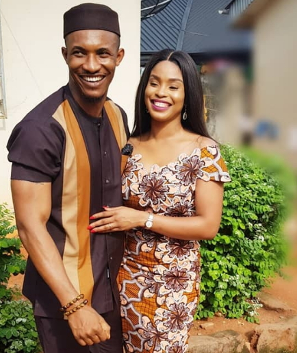 gideon okeke wedding