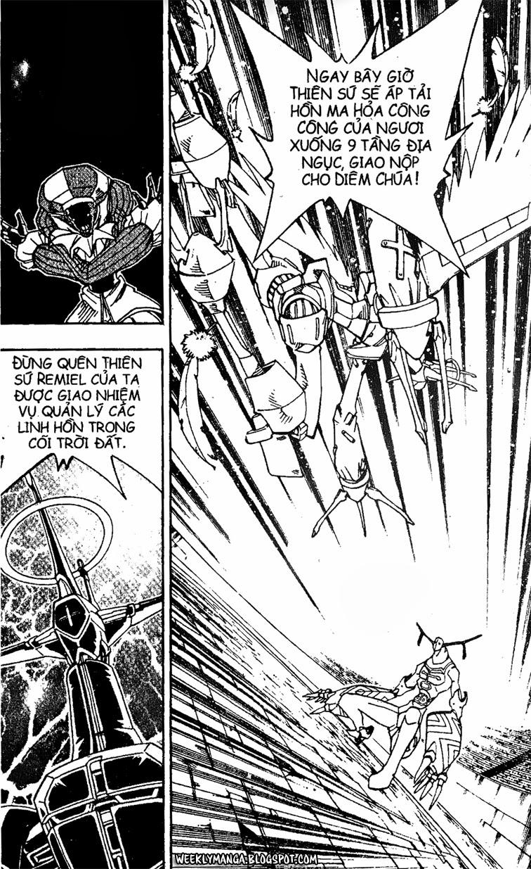 Shaman King [Vua pháp thuật] chap 138 trang 13