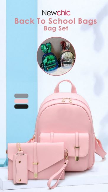 Cute Backpacks For School Mini Waterproof