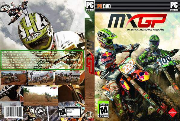 تحميل لعبة MXGP The Official Motocross برابط واحد مباشر