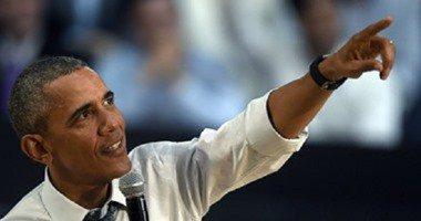 """اوباما معلقا """" لكنت رئيسا بدلا ترامب لو اتيحت ولاية ثالثة """""""