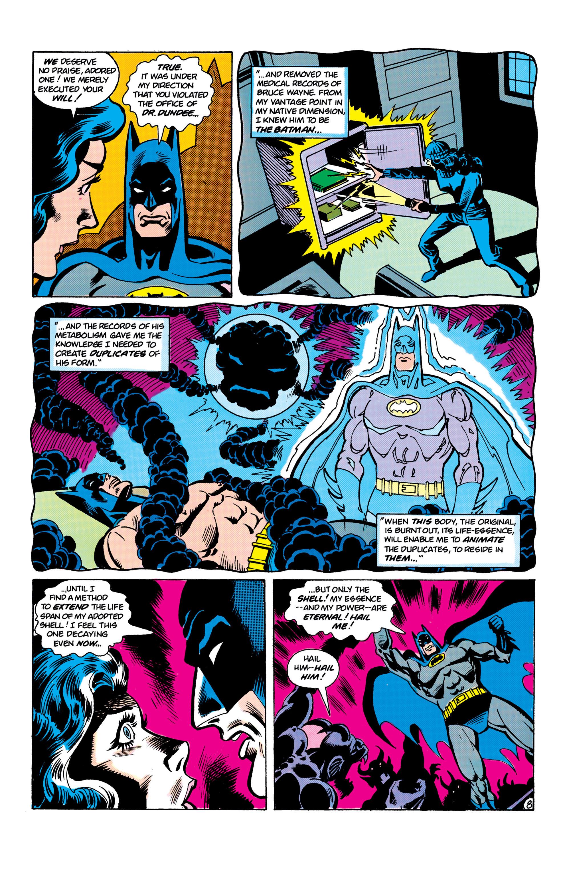 Read online World's Finest Comics comic -  Issue #288 - 9