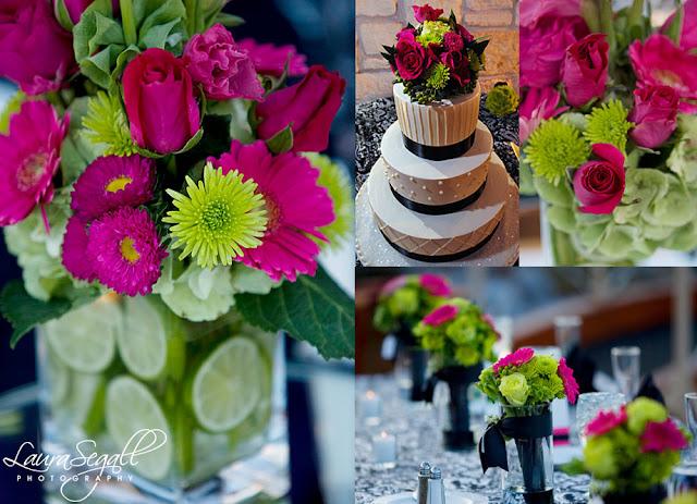 Fuschia And Orange Wedding Invitations: Andels Weddings: Thinking About Wedding Colours?