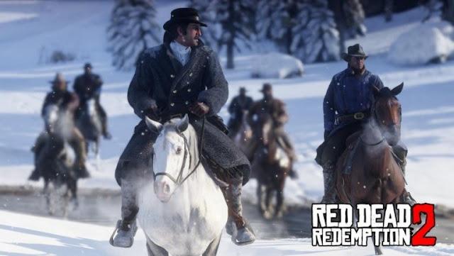 مبيعات لعبة Red Dead Redemption 2 تسجل رقم قياسي في ظرف ثمانية أيام فقط و هذه التفاصيل ..