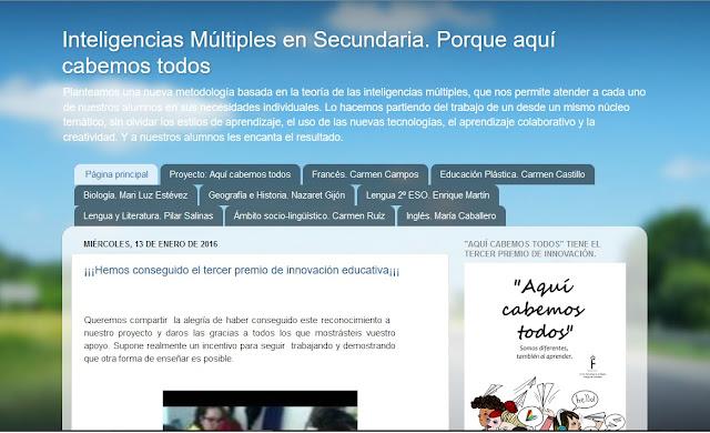 http://inteligenciasmultiplessecundaria.blogspot.com.es/