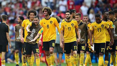 サッカー ベルギー代表