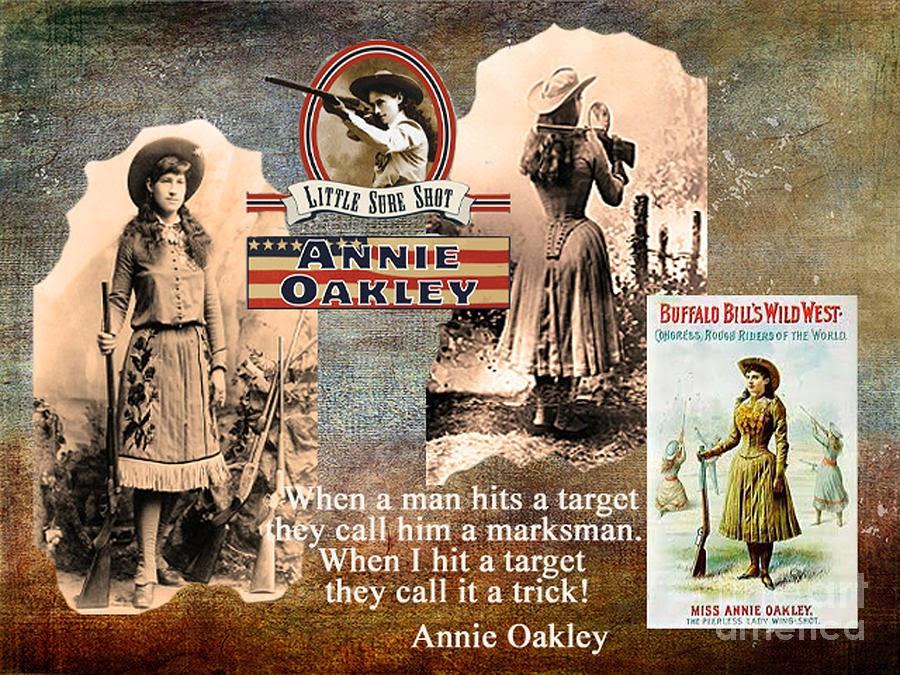 annie oakley lever action