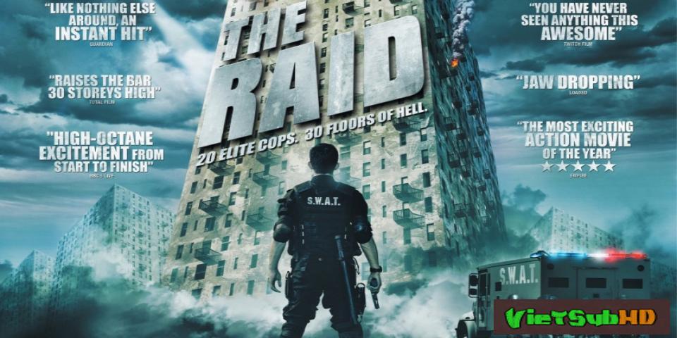Phim Đột Kích: Chuộc Tội VietSub HD | The Raid: Redemption 2011