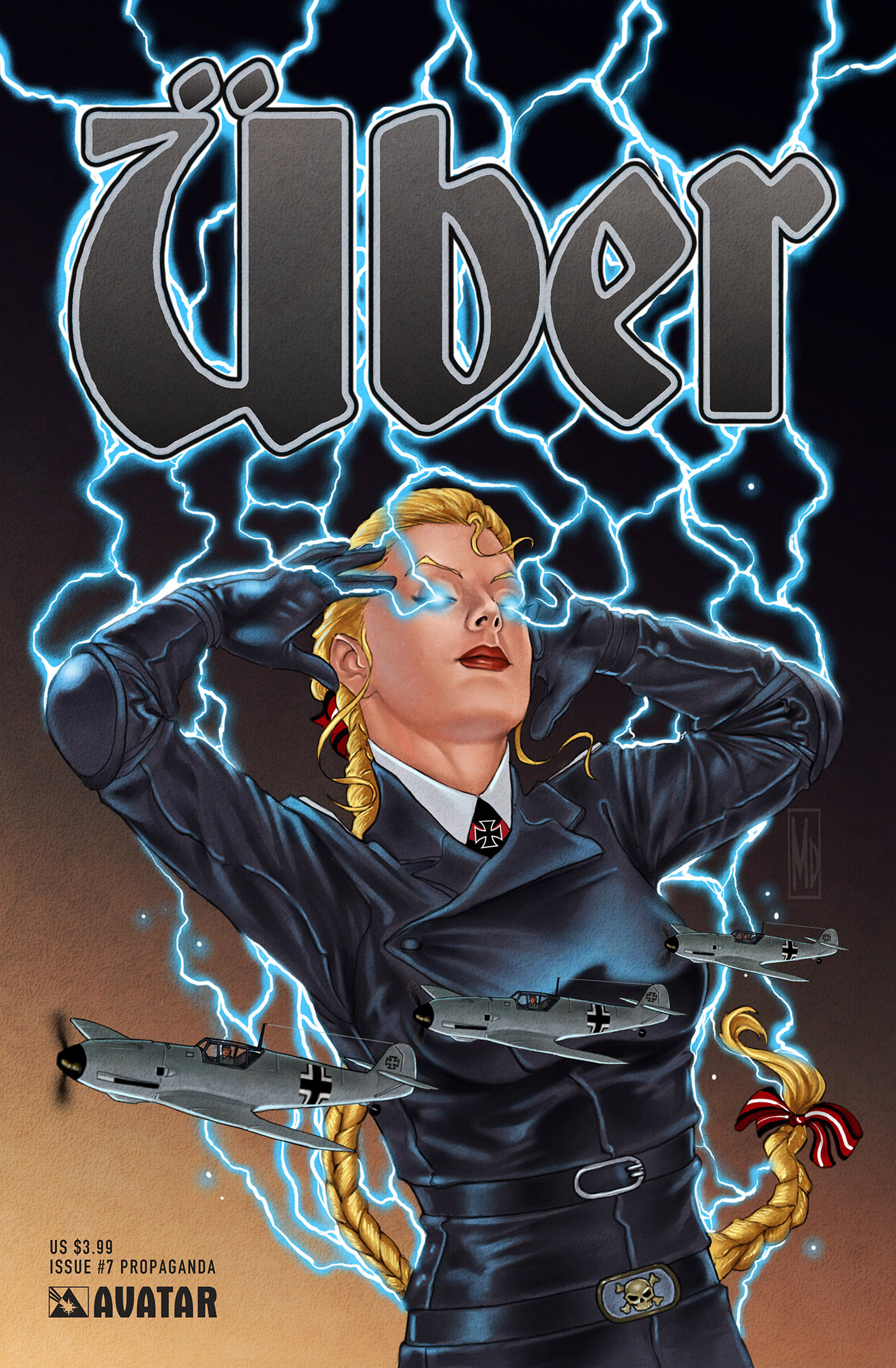 Read online Uber comic -  Issue #7 - 2