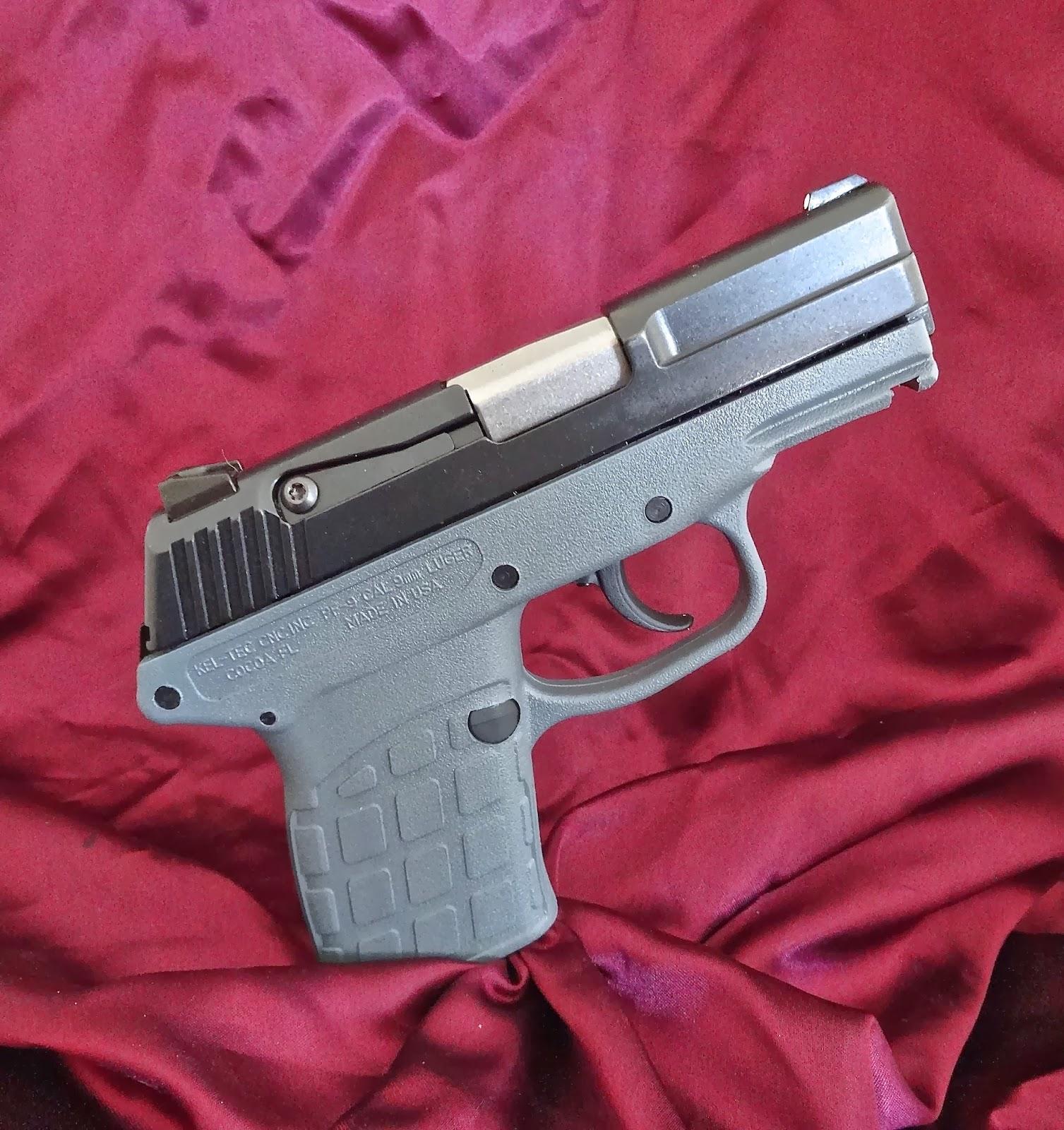 Average Joe's Handgun Reviews: Kel-Tec PF9 9mm