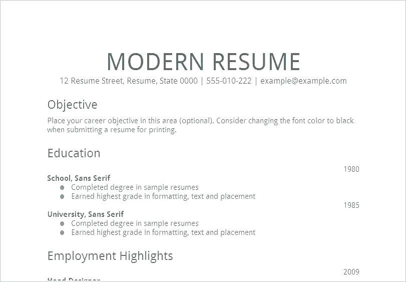 Formatting resume for ats - Lebenslauf Vorlage Site