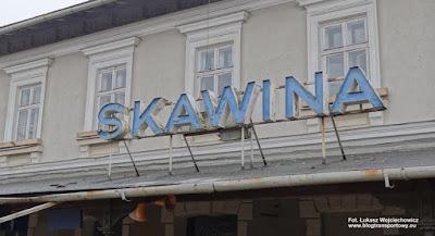 Stacja Skawina