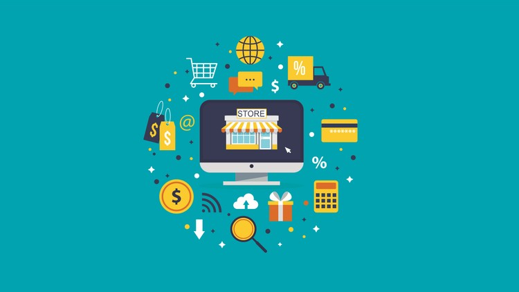 WordPress Multi Vendor Marketplace eCommerce Website - Udemy course