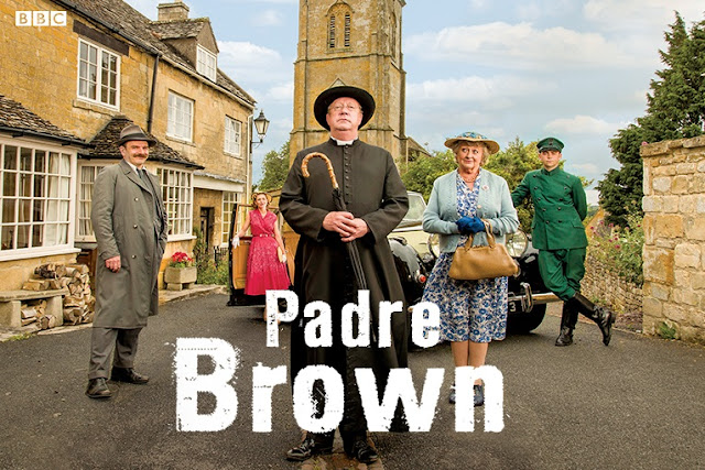 TV Cultura estreia 'Padre Brown', série protagonizada por Mark Williams | Ordem da Fênix Brasileira