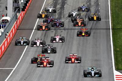 Horário da corrida de Fórmula 1 pelo GP dos Estados Unidos  22/10/2017