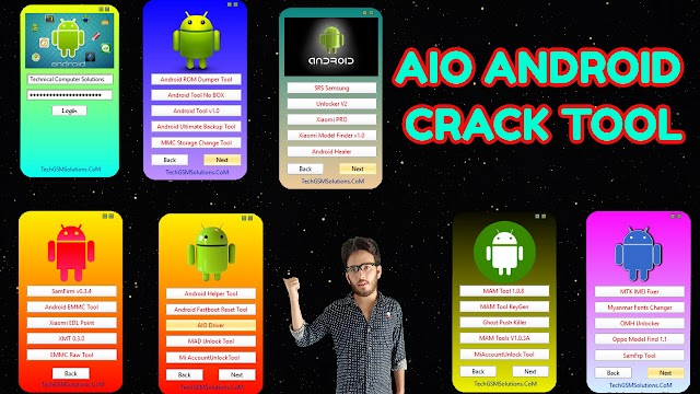 TCS Android Secrets Tools Collection Free Download