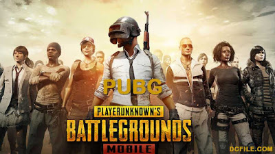 PUBG Mobile game Apk download for Android by Tencent Games on DcFile.com