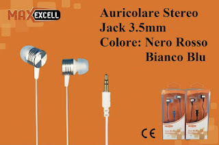 AURICOLARE MAXEXCELL 09838