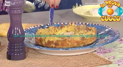 Carbonara con tomino ricetta Moroni da Prova del Cuoco