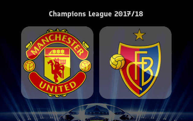 Live Streaming Manchester United vs Basel 13.9.2017 UEFA Champions League