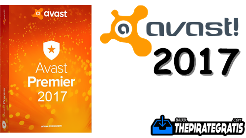 Download Avast Premier 2017 + License Completo PT-BR