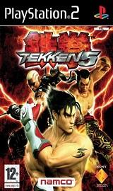 51GZSFRYEGL - Tekken 5 PS2