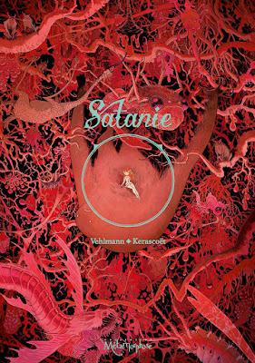 Couverture de SATANIE de Vehlmann et Kerascoêt chez Soleil
