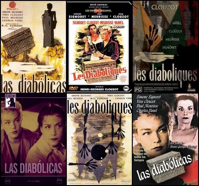 diabólicas, H.G. Clouzot, Les diaboliques