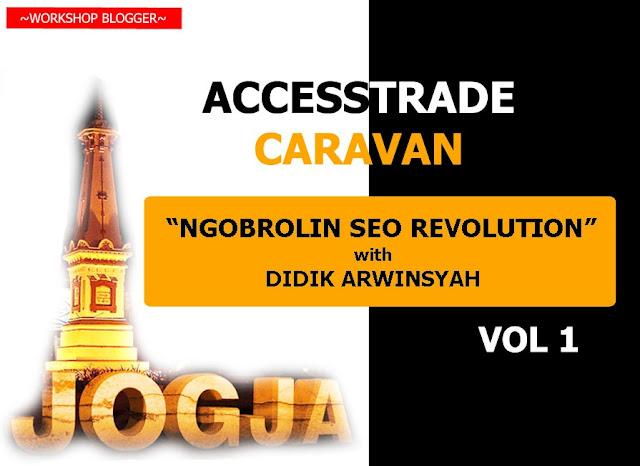 SEO Revolution bersama Digibank dan Generasi Milenial - Accesstrade Caravan 2018