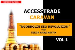 Belajar SEO Revolution bersama Digibank dan Generasi Milenial - Accesstrade Caravan 2018
