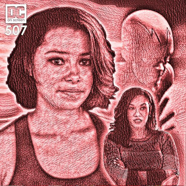 Nora, Iris, and Barry