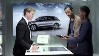 Ngành bán lẻ ô tô 4.0