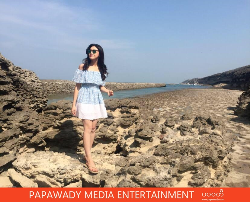 Nwe Darli Tun Daily Activities in February, Trip To Gawyangyi Island , Fashion Photoshoot , Music Video Making