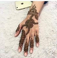 Fancy Mehndi Henna Designs For Hands L Bridal Henna Stylish Designs