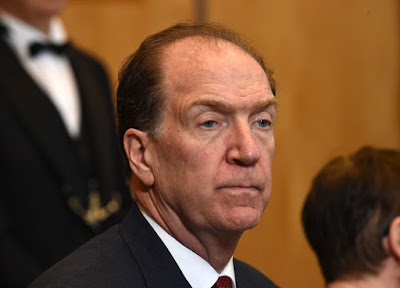 David Malpass Named World Bank President