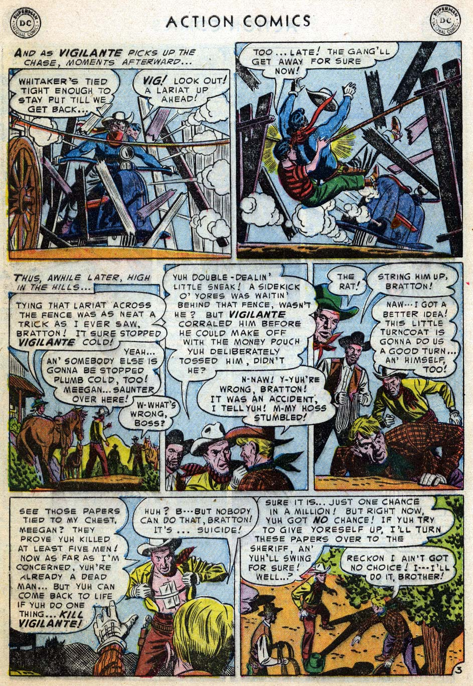 Action Comics (1938) 187 Page 35