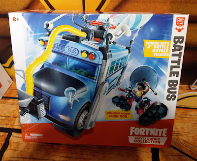 Toy Fair 2019 MOOSE Toys Fortnite Battle Royale Collection