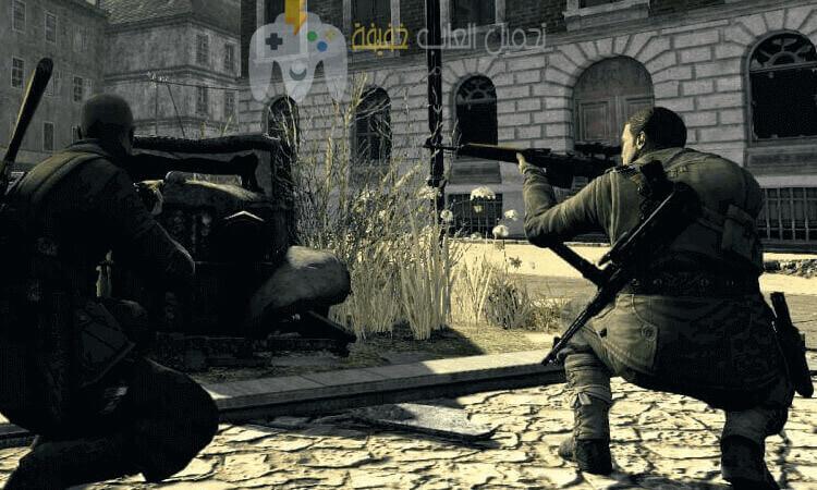 تحميل لعبة سنايبر Sniper Elite V2 للكمبيوتر
