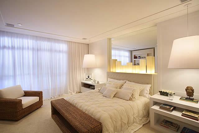 Espejos en el dormitorio como usar los espejos para for Espejo grande dormitorio