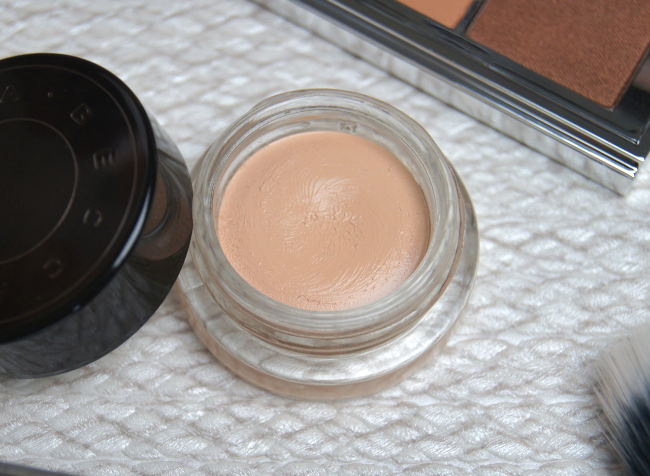 becca ultimate coverage concealing creme praline review swatch