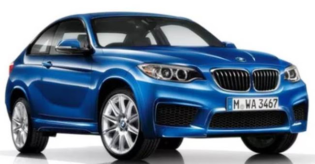 2018 BMW X2 Redesign