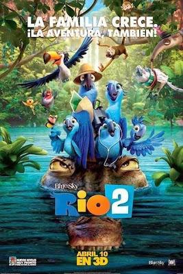 Rio 2 (2014) DVDRip Latino