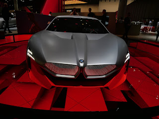 BMW concept at IAA Frankfurt