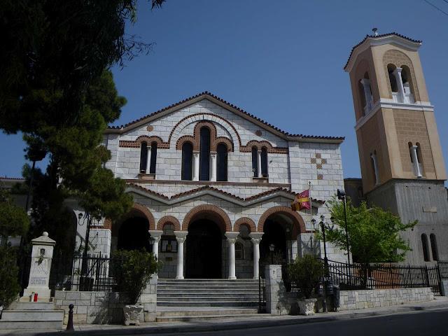 Το Ξωκλήσι του Αγίου Κοσμά στο Ακρωτήρι