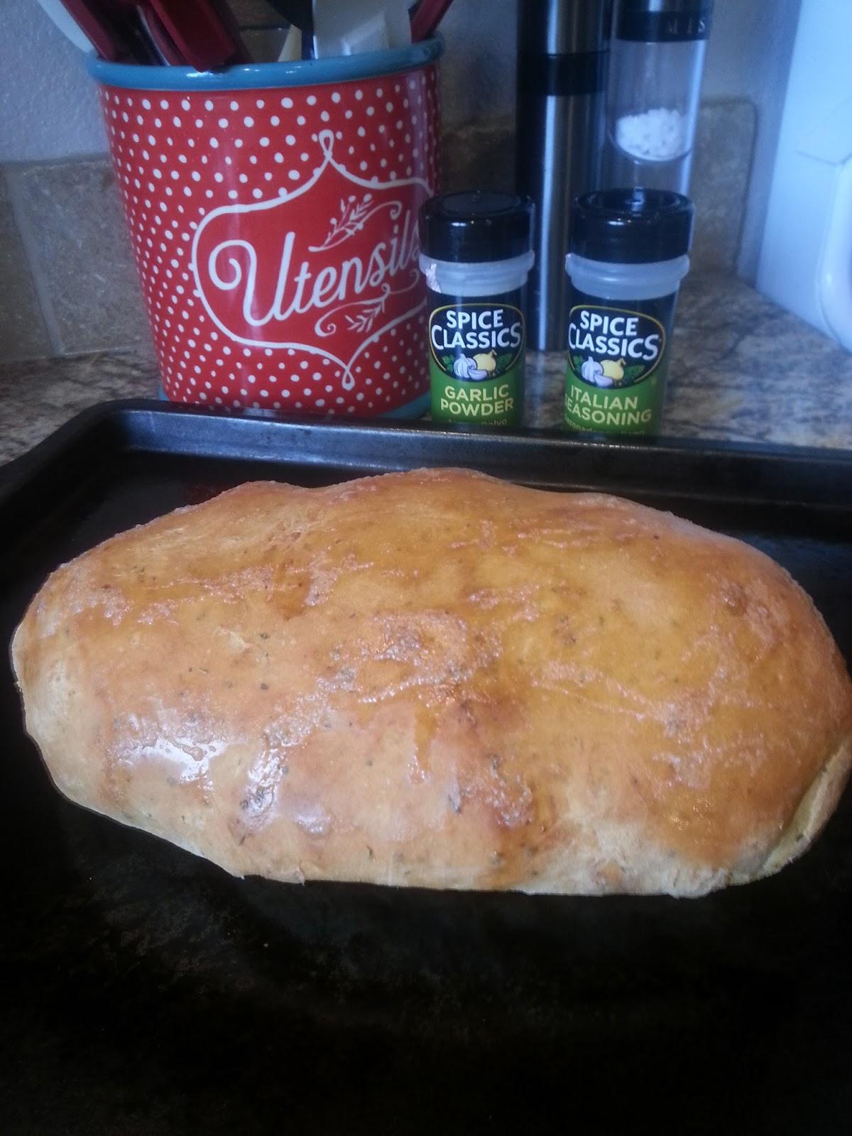 how to make italian bread dough