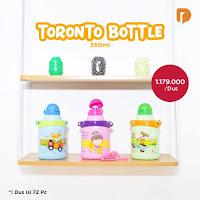 Dusdusab Toronto Bottle 560 ML (Set of 3) ANDHIMIND