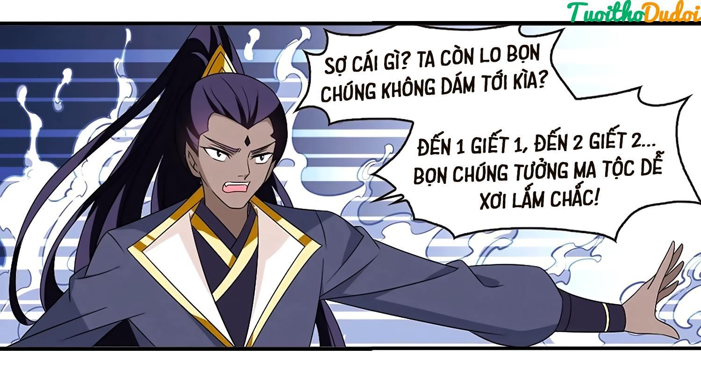 Phong Khởi Thương Lam chap 391 - Trang 12