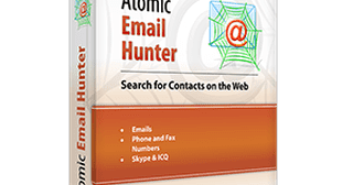 atomic email hunter 14.1 registration key