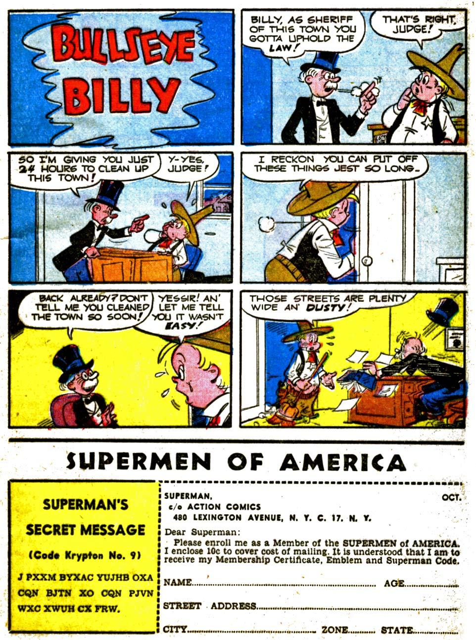 Action Comics (1938) 161 Page 36
